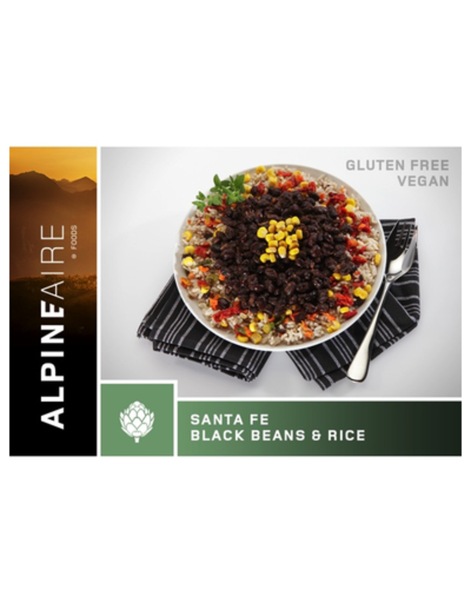 AlpineAire AlpineAire Santa Fe Black Beans & Rice