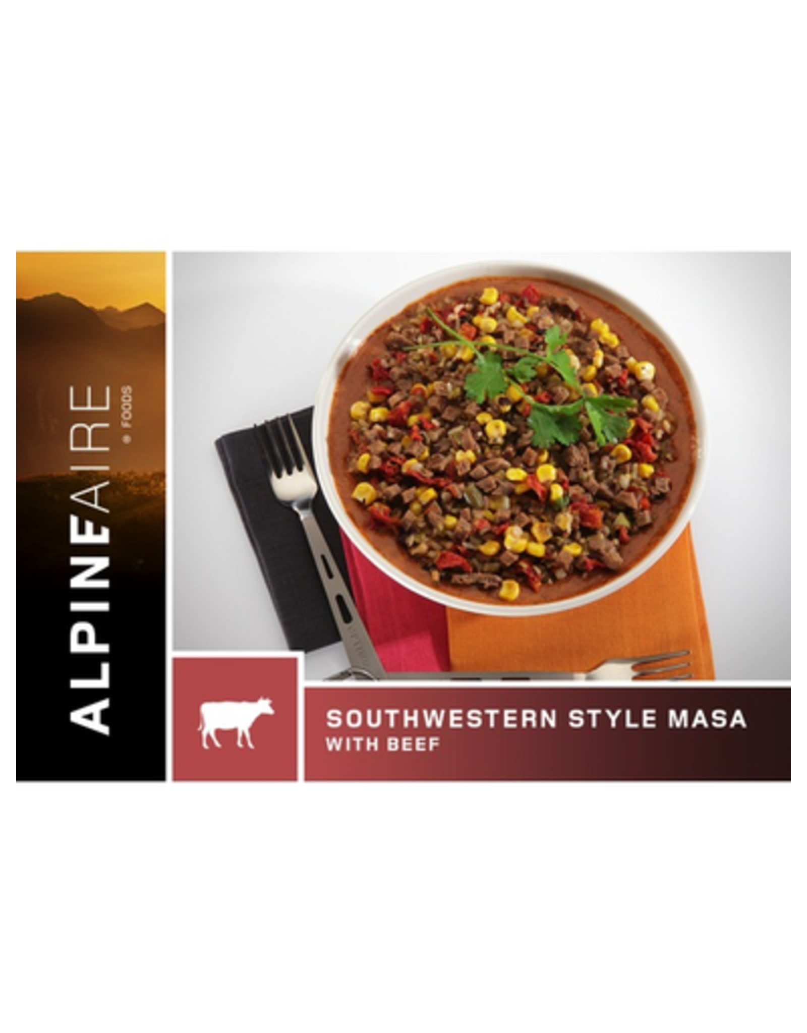 AlpineAire AlpineAire Southwestern Style Masa With Beef
