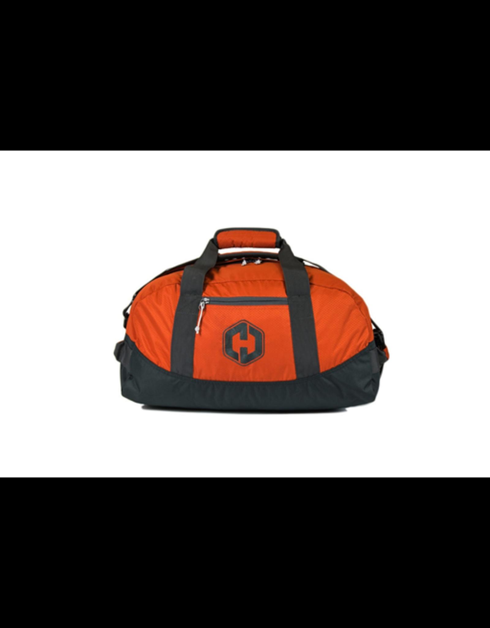Hotcore Hotcore Explorer Duffle Bag, Locking Zippers