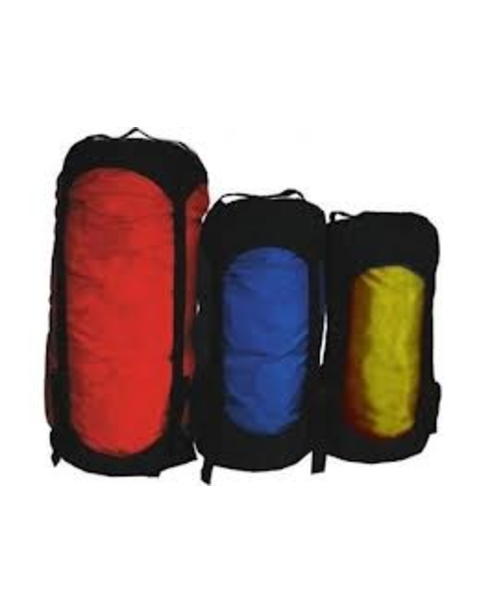 Chinook Chinook COMPRESSION BAG, Red, Large