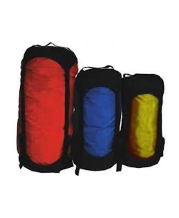 Chinook COMPRESSION BAG, Red, Large