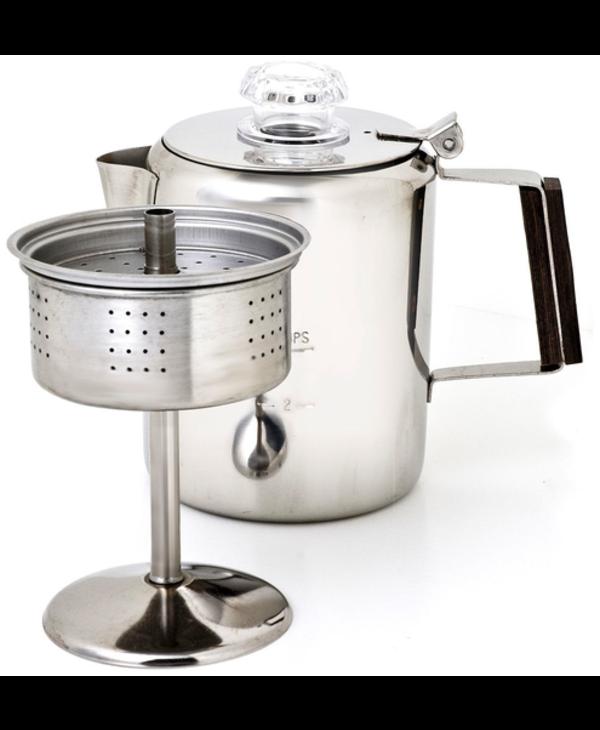 Chinook Coffee Percolator - 6 Cup