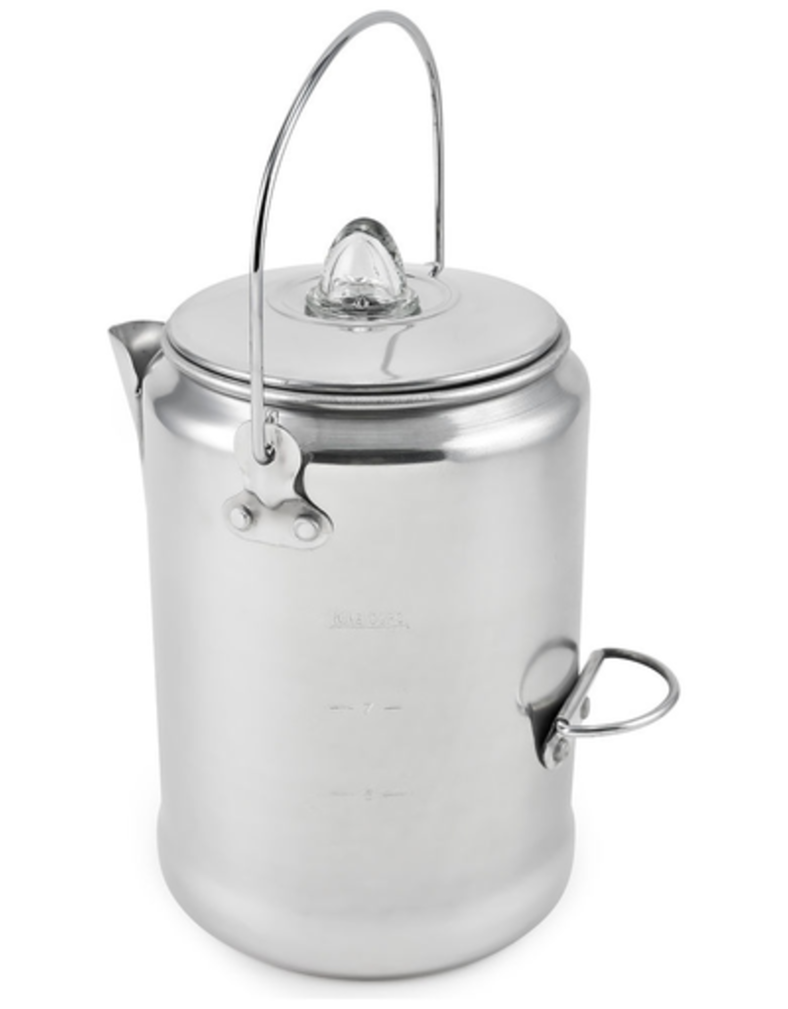 Chinook Chinook COFFEE PERCOLATOR 20, Aluminum