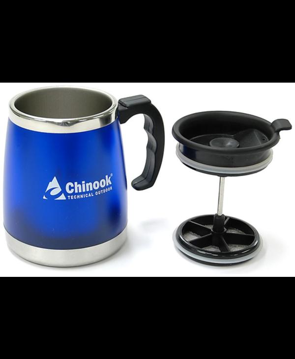 Chinook COFFEE PRESS MUG 16