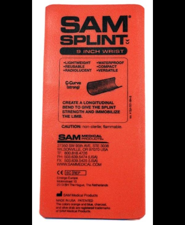 """Chinook 1st Aid SAM SPLINT 9"""""""