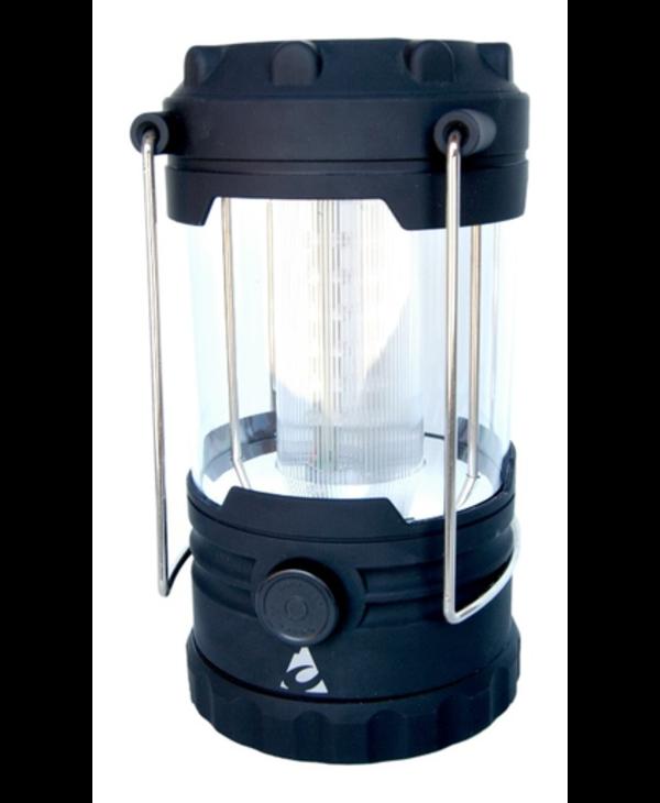Chinook 3D LED Solar Camp Lantern