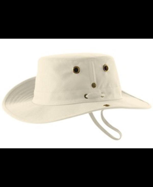 Tilley Hat Snap Brim Cotton Duck