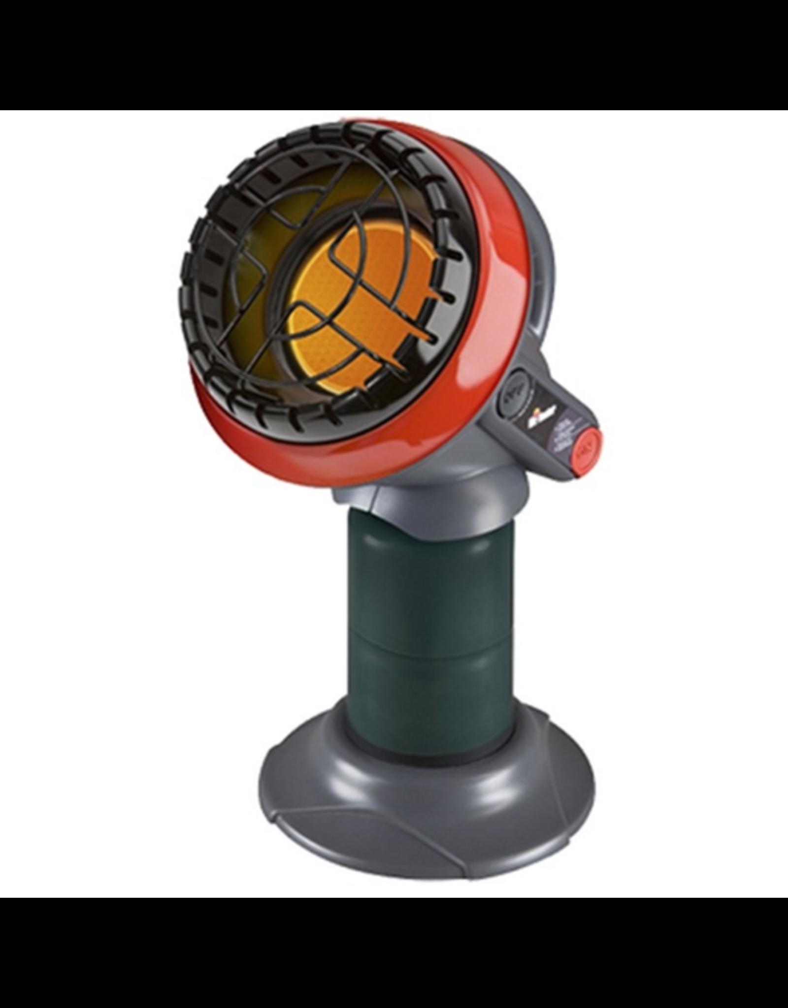 Mr. Heater Mr. Heater Little Buddy Portable Propane Heater, 3800 BTU