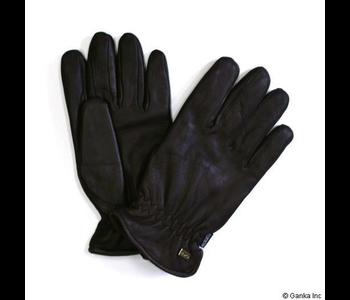 GKS Ladies Deerskin Glove with Fleece Liner