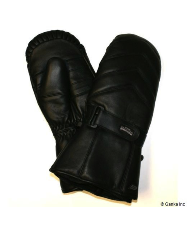 GKS Mens Cowgrain Leather Mitts