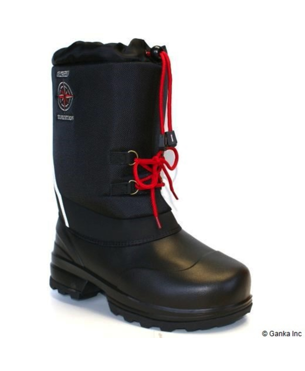 GKS Mens Expedition Winter Boots, EVA base and TPR anit-slip