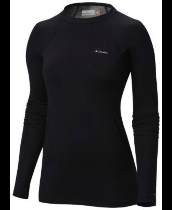 Columbia Women's Midweight Stretch BaseLayer Long Sleeve Shirt