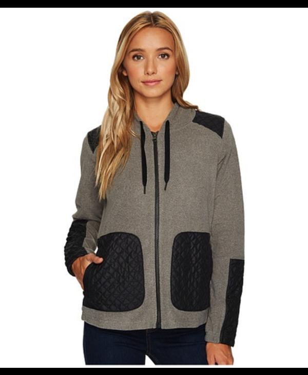 Columbia Womne's Warm Up Hooded Fleece Full Zip
