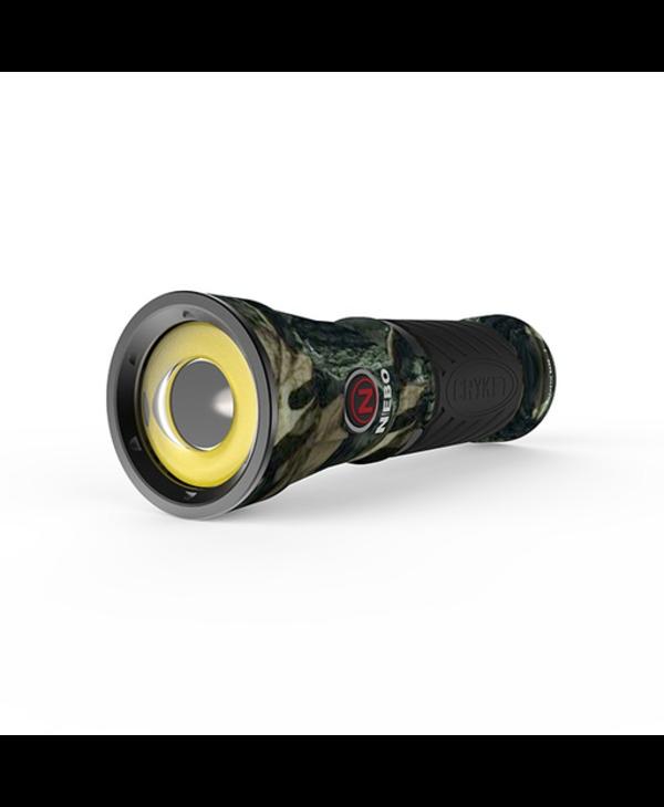 NEBO Cryket 250 Lumen Work Light/ Spot Light, Camo