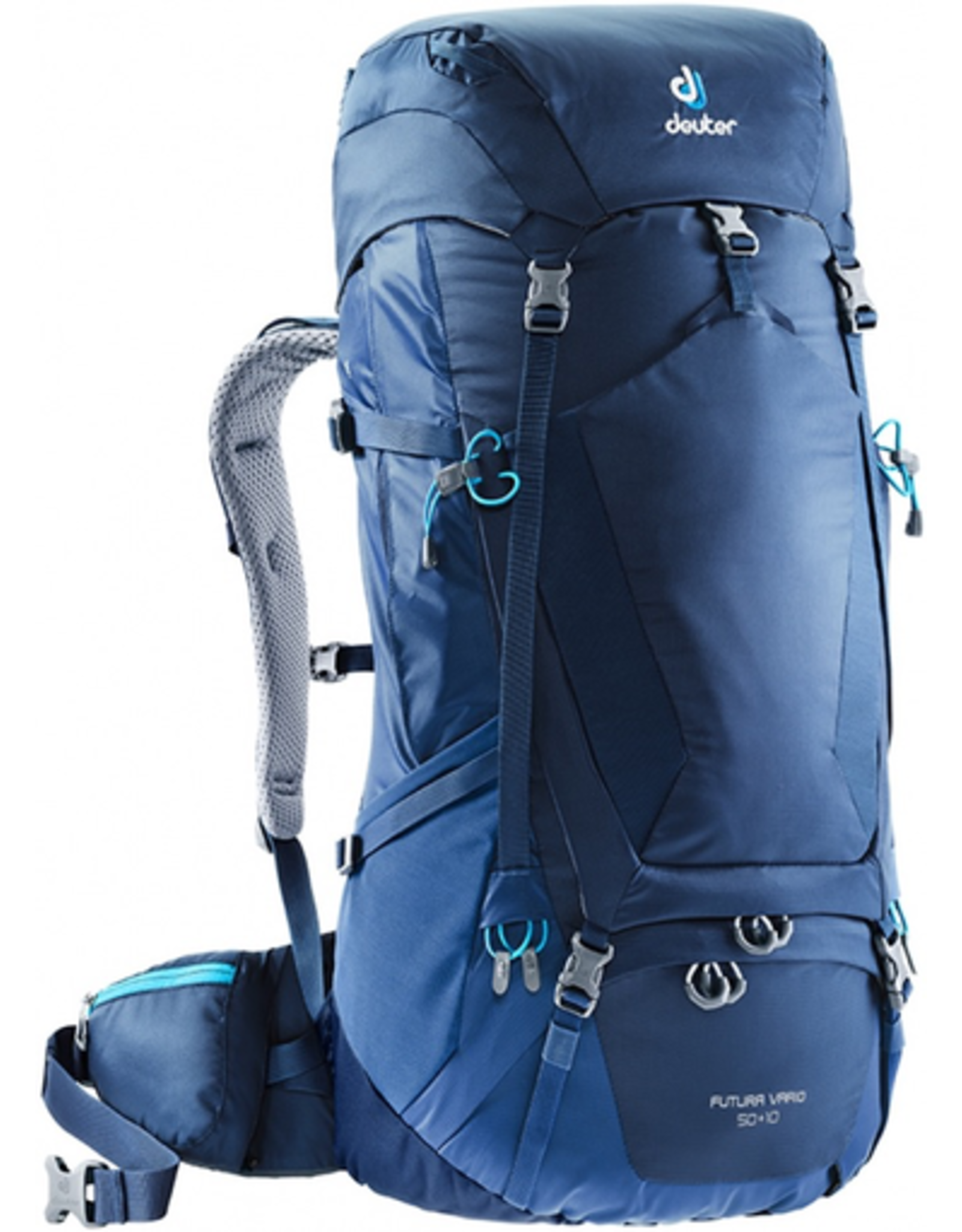 Deuter Deuter Futura Vario 50+10 Backpack, Midnight/Steel