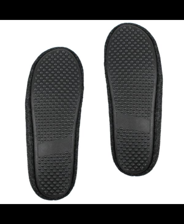 Laska, Memory Foam Felt Slippers
