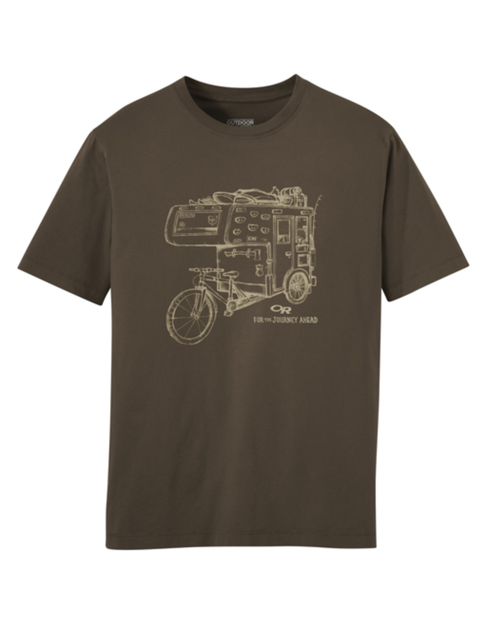 Outdoor Research Outdoor Research Mens Dirtbag RV Tee