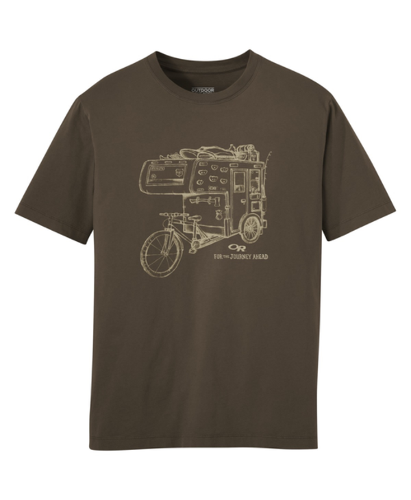 Outdoor Research Mens Dirtbag RV Tee