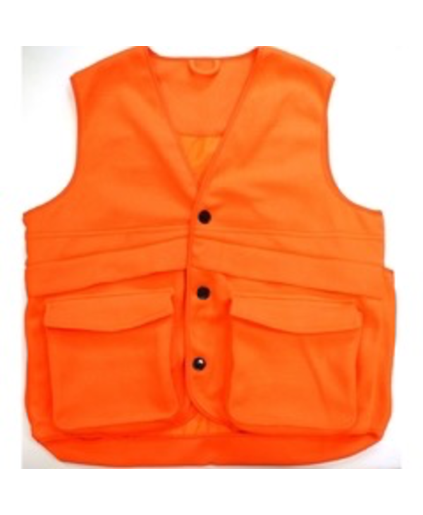 GKS Partridge Vest, Orange, Large