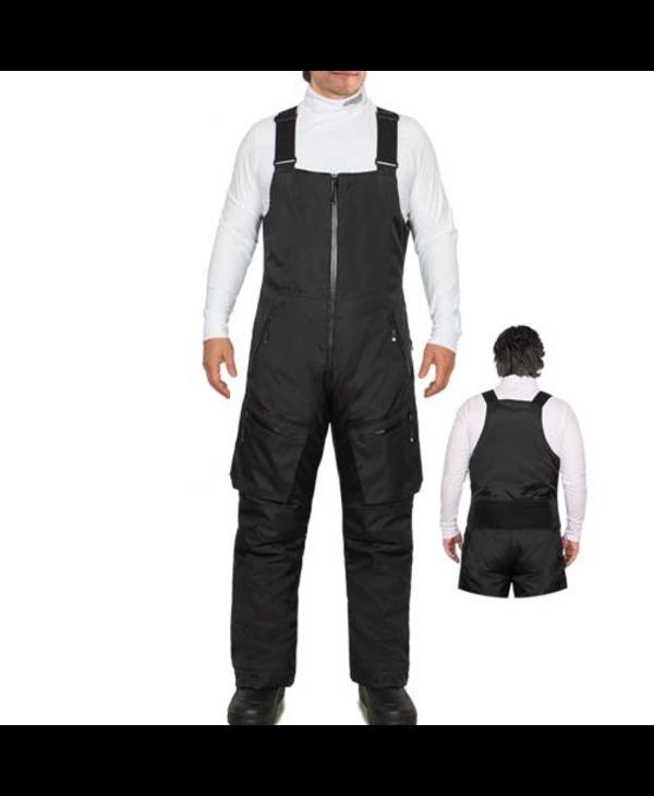Choko Men's Nylon Cross-Over Pant