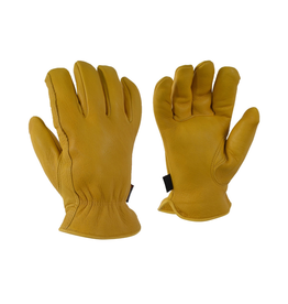 GKS GKS Mens  Unlined Deerskin Leather Glove