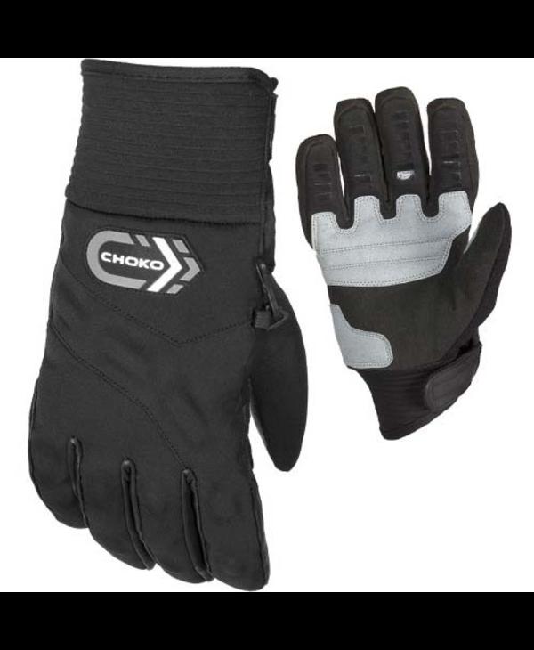 Choko Knit/Clarino Gloves