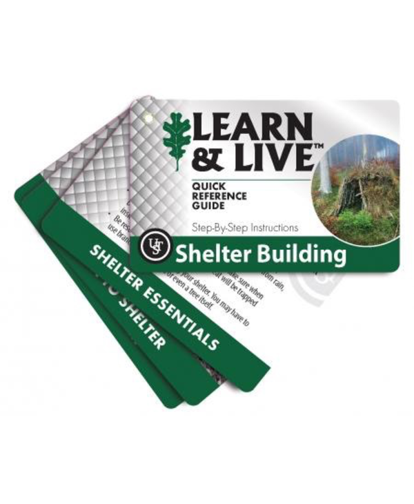 Ultimate Survival Live & Learn Cards