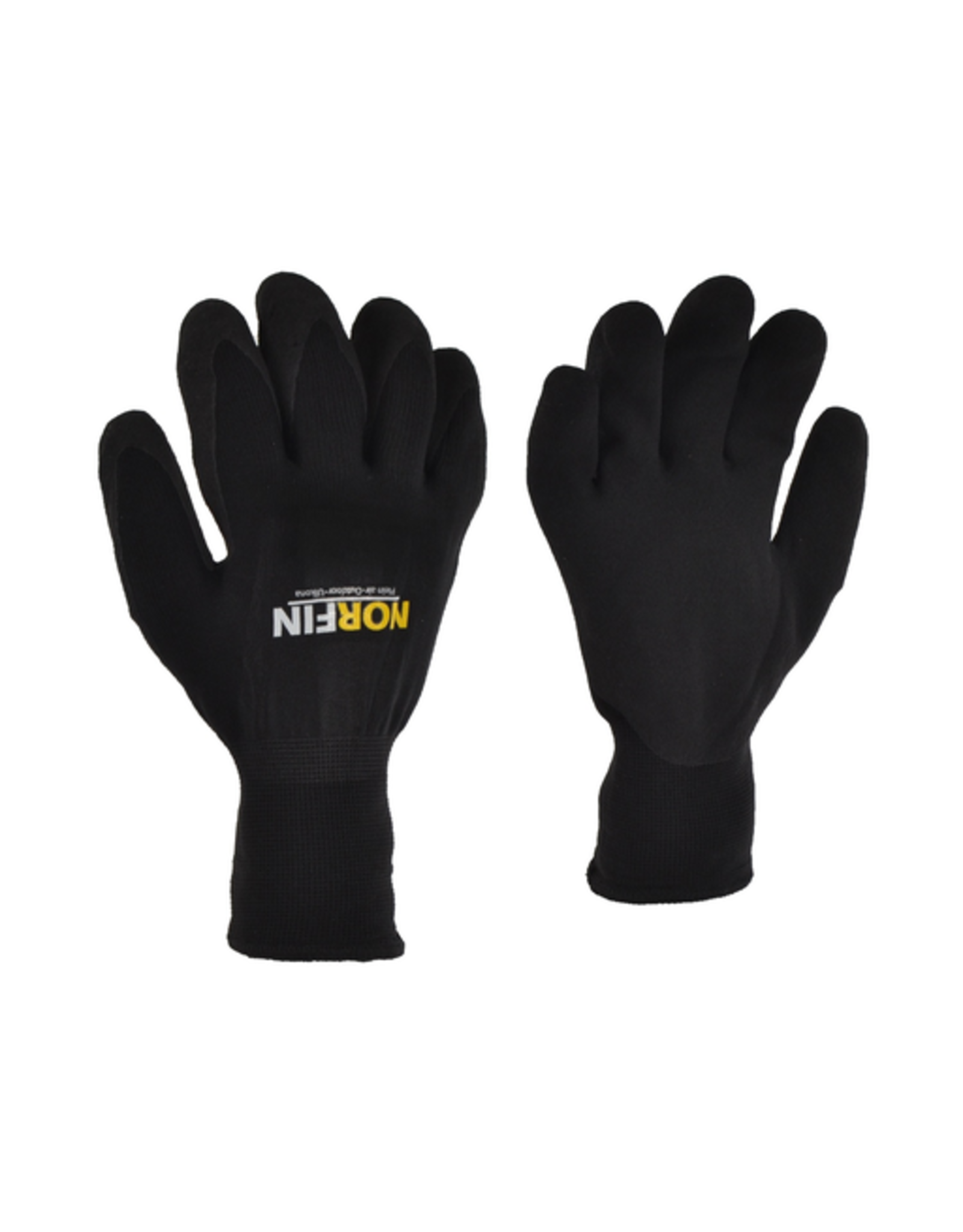 GKS Norfin Mens Acrylic/ Rubber Finish Glove