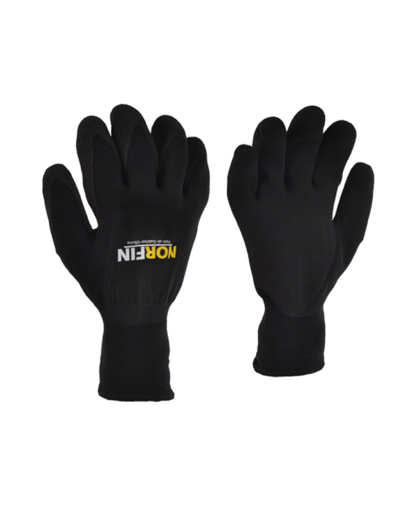 Norfin Mens Acrylic/ Rubber Finish Glove