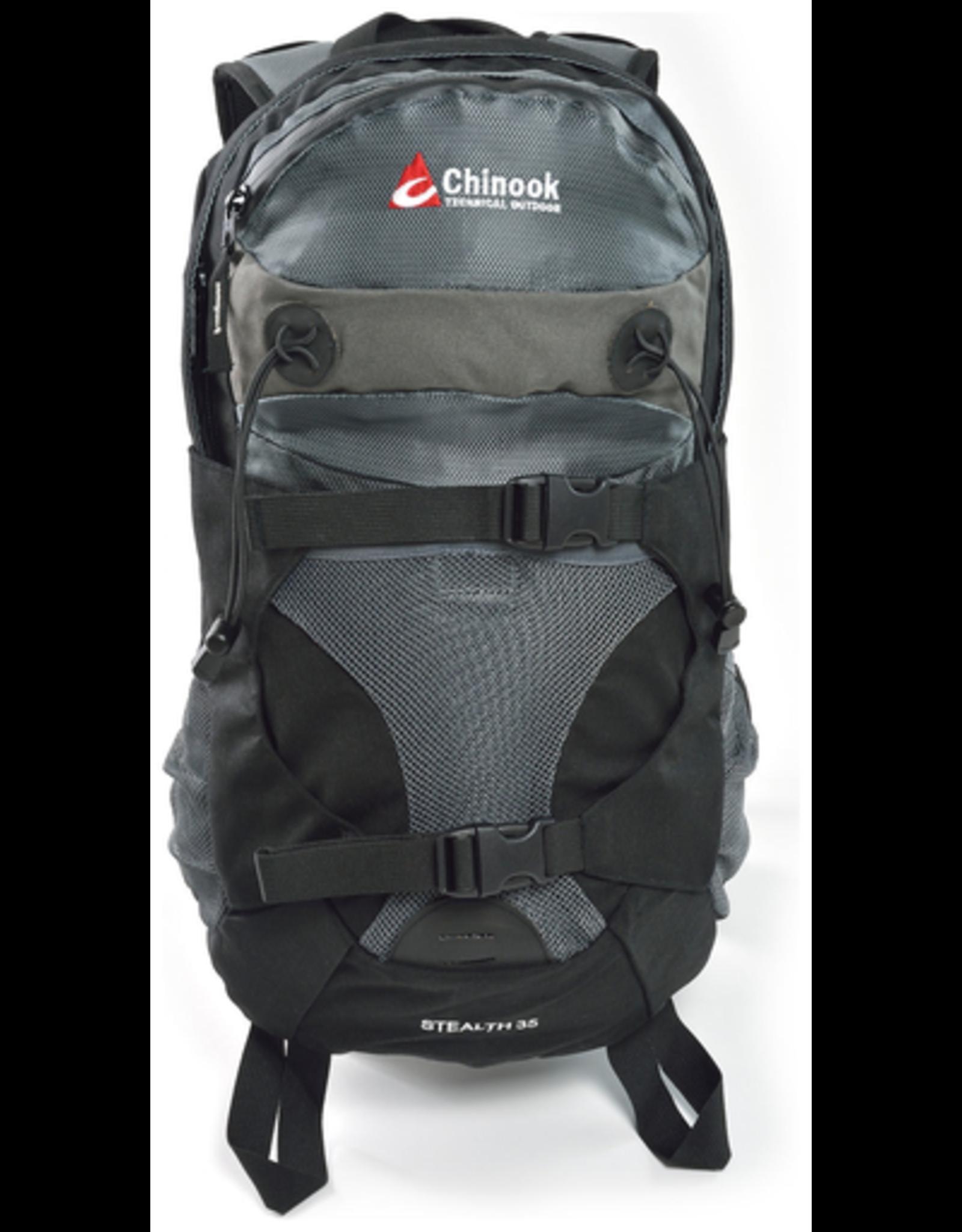Chinook Chinook Stealth 35 (Black)