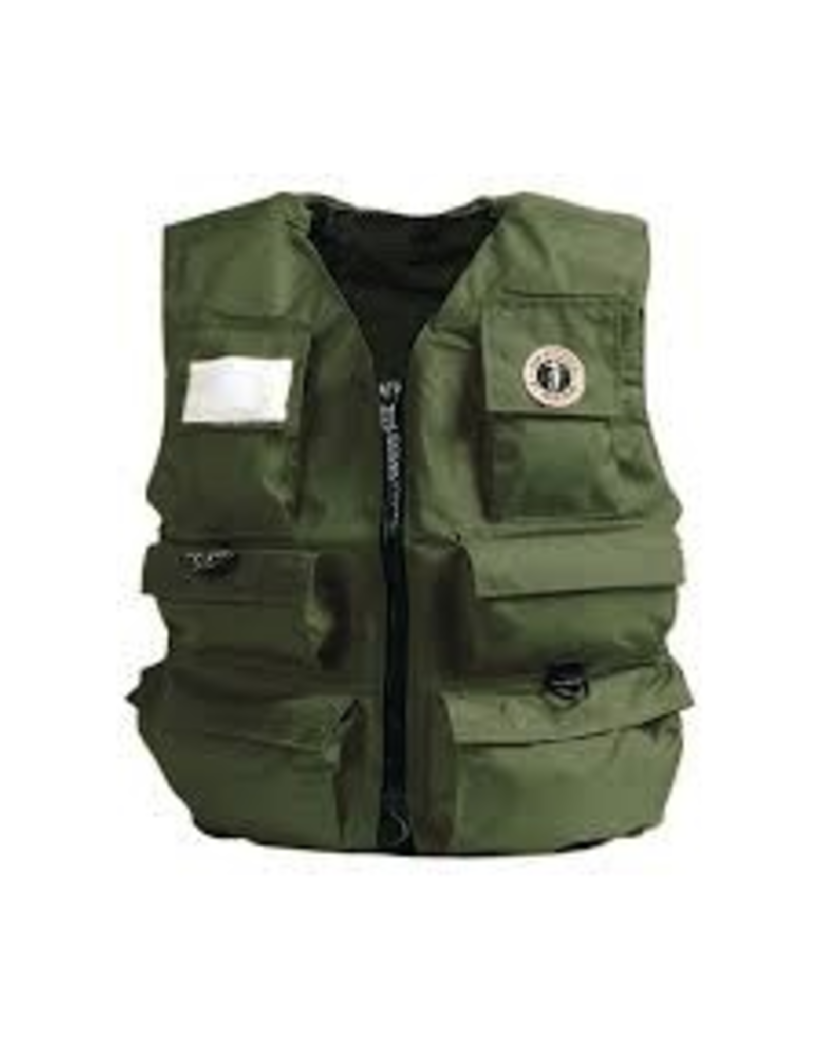 Mustang Survival Mustang Survival Fisherman's Vest Manual Inflatable PFD