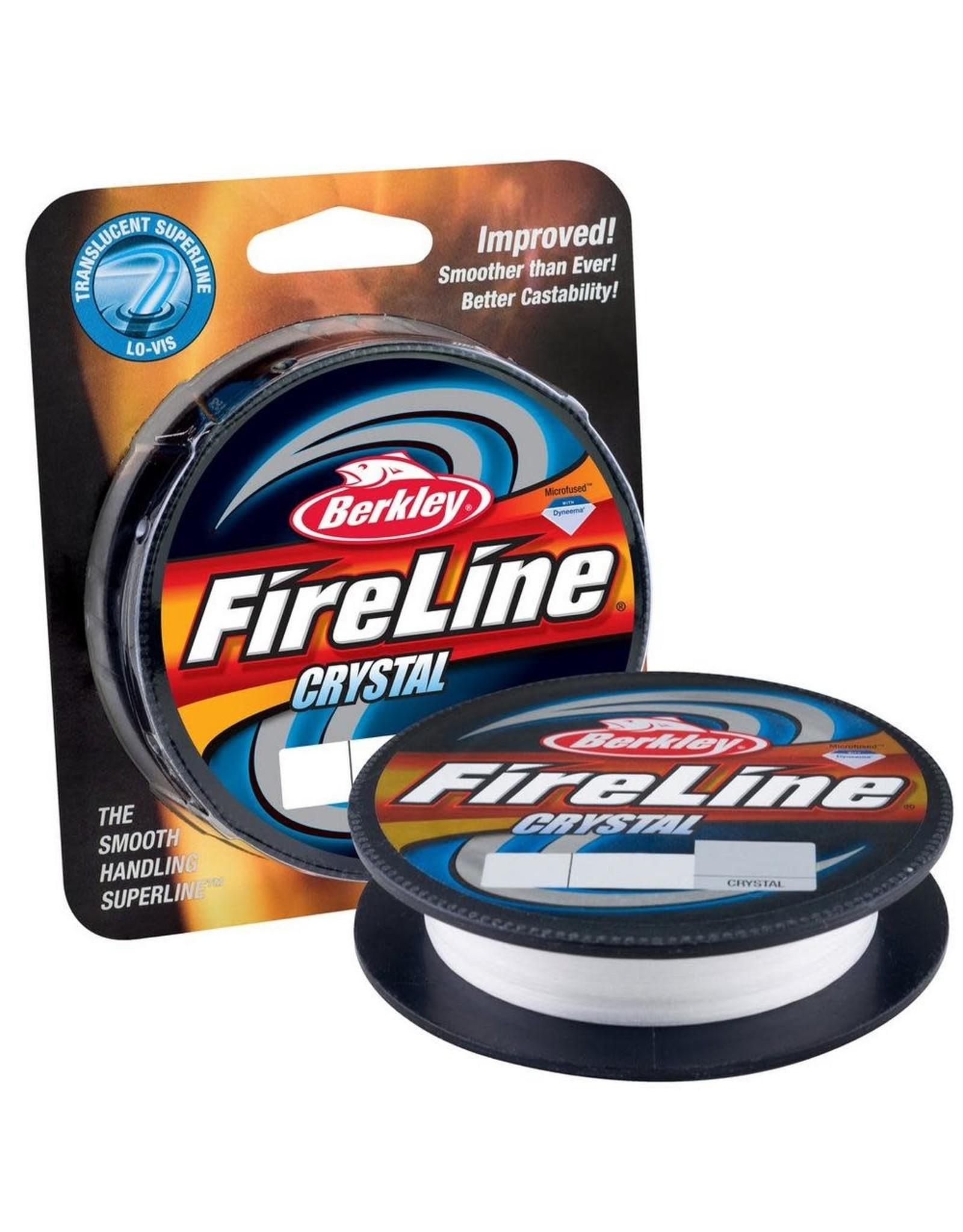 Berkley Berkley Fireline Crystal - 125 yard