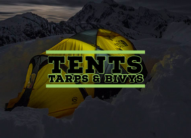 Tents, Tarps, Bivys & Accessories