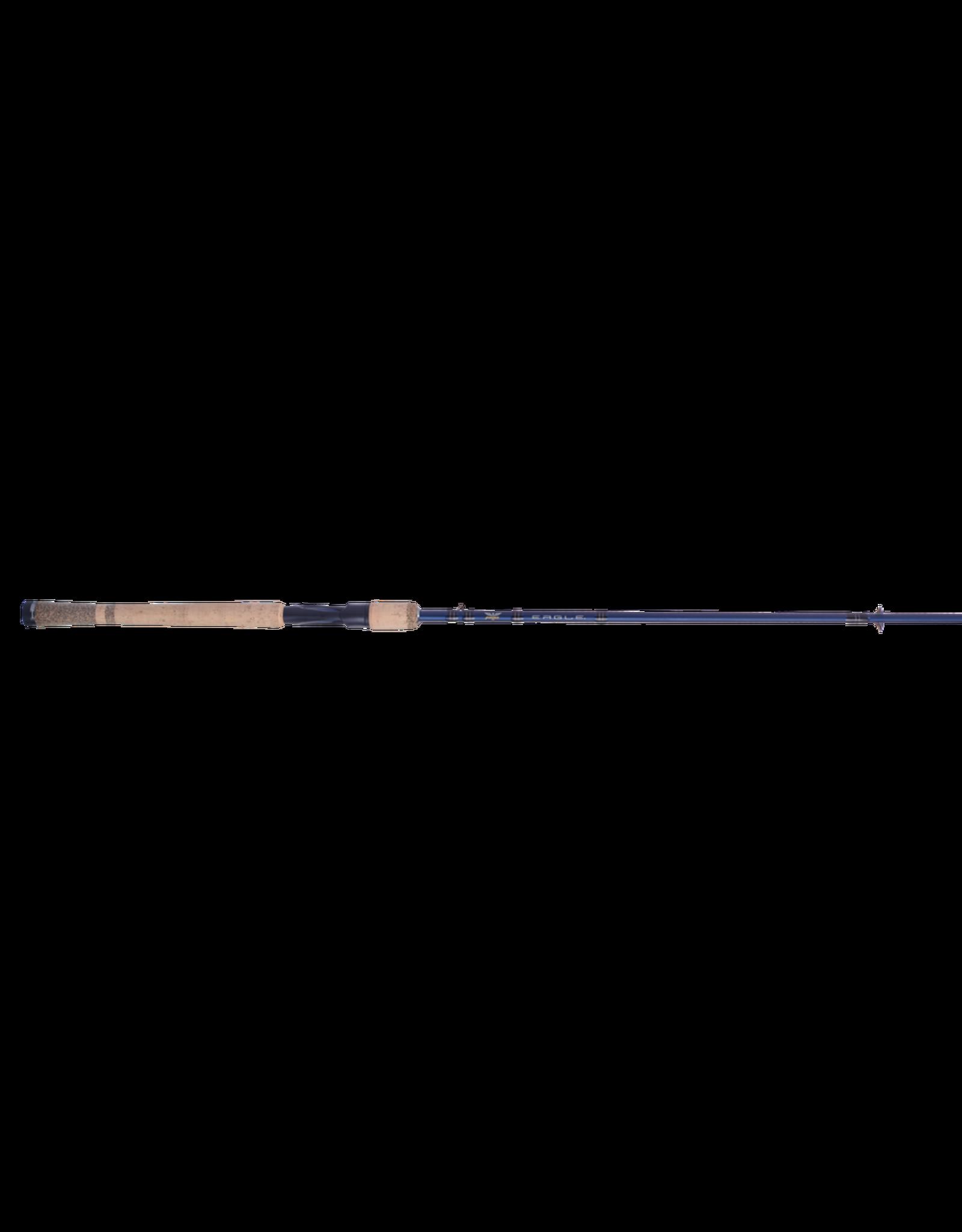 "Fenwick Fenwick Eagle Salmon/Steelhead Spin 10'6"" Medium Heavy Power, Moderate Action"