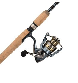 "Pflueger Pflueger President Spinning Combo 6'6"" Medium Action"
