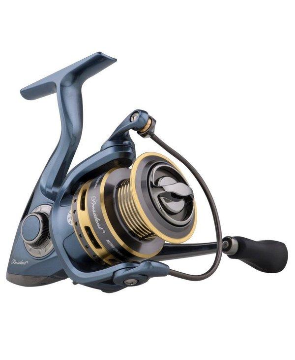 Pflueger President Spinning Reel 30X 10 Bearing 5.2:1