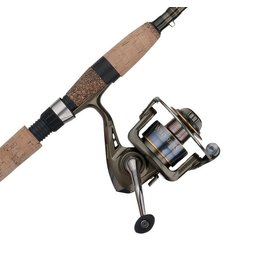 "Shakespeare Shakespeare Wild Series Walleye 6'6"" Medium Combo"