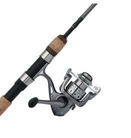 "Shakespeare Shakespeare Contender 6'6"" Medium Spinning Combo"