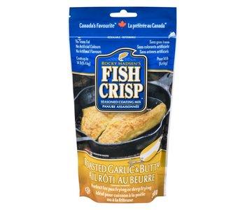 Fish Crisp Seasoning/Coating Roasted Garlic & Butter
