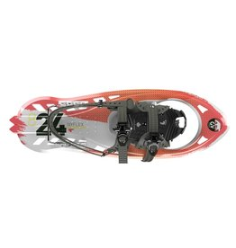 GV Snowshoes GV Nyflex Active Youth Boys/Girls Snowshoe Red 7x20