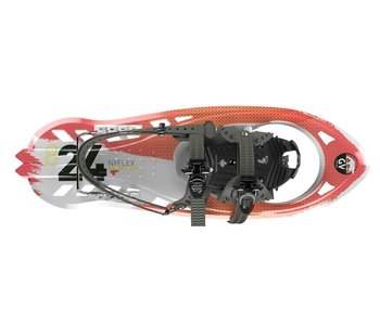 GV Nyflex Active Youth Boys/Girls Snowshoe Red 7x20