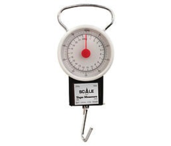 Eagle Claw Dial Fish Scale And Tape Measure