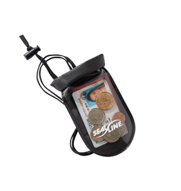 Sealline SealLine SEE Pouch, Small, Black Dry Bag