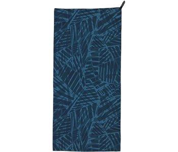 Packtowl Personal Body Towel - Blue Botanic