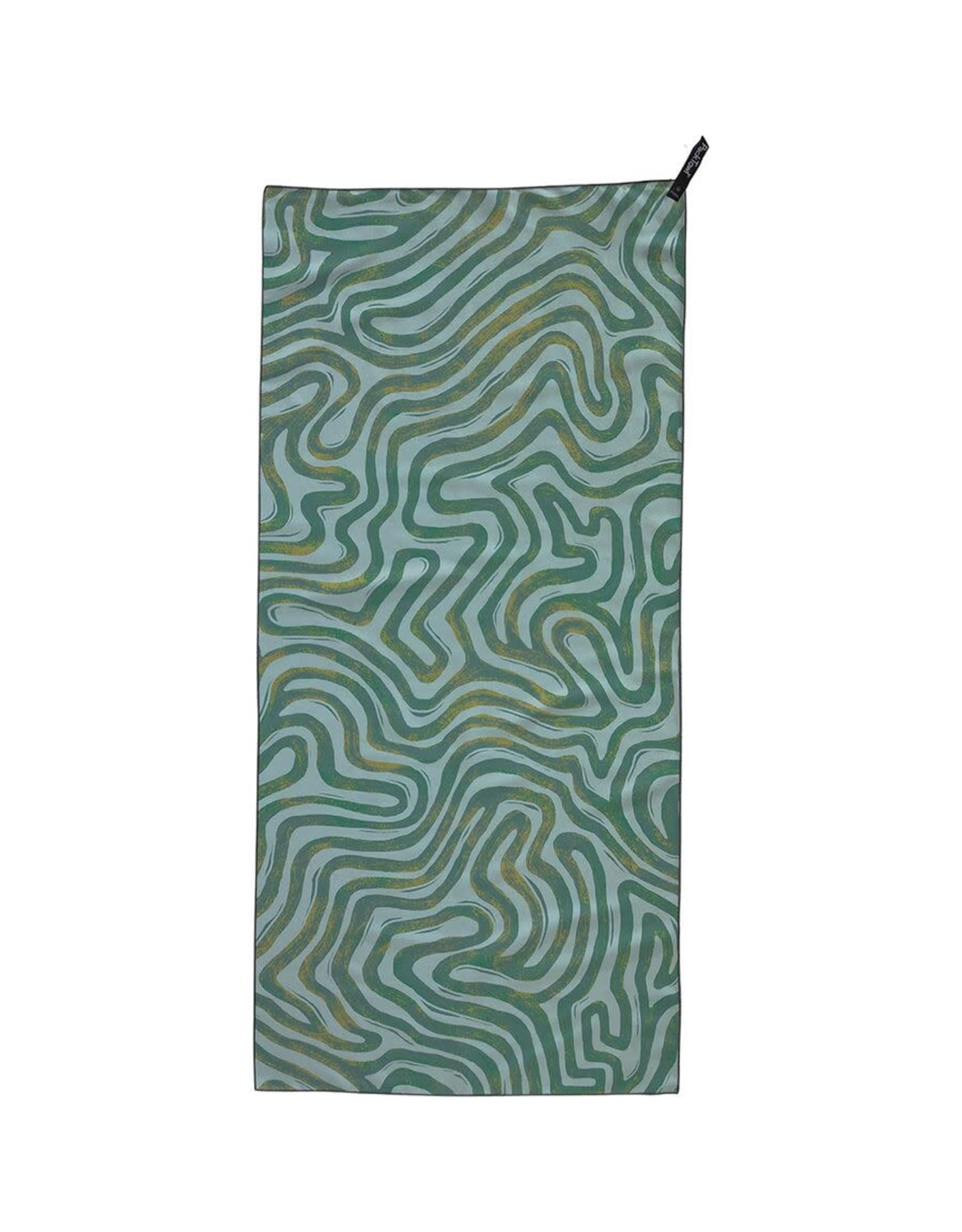 Packtowl Packtowl Personal Beach Towel - Winding Path