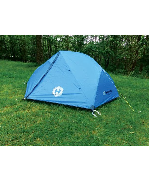 Hotcore Mantis 1 Person Backpacking Tent - Aluminum Poles