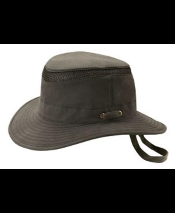Tilley Hat Airflo Medium Brim Organic Cotton OLIVE-29 7 1/4