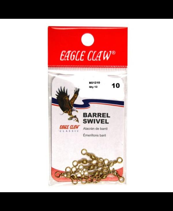 Eagle Claw Barrel Swivels