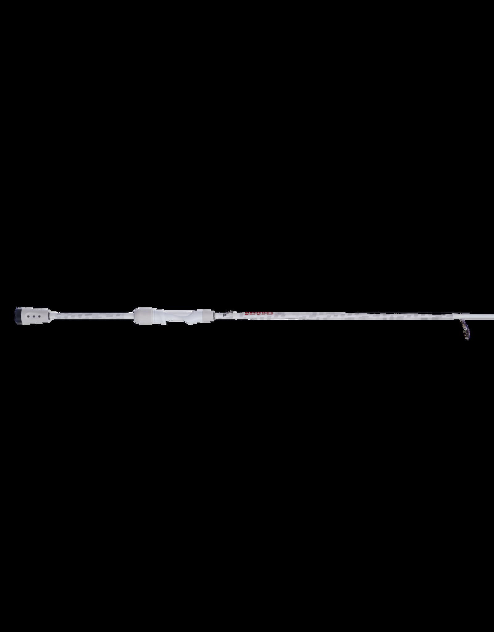 "Abu Garcia Abu Garcia Veritas 6'6"" Medium Action Spinning Rod"