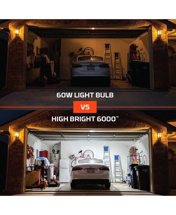 NEBO High Light 6000 Lumen Garage Light